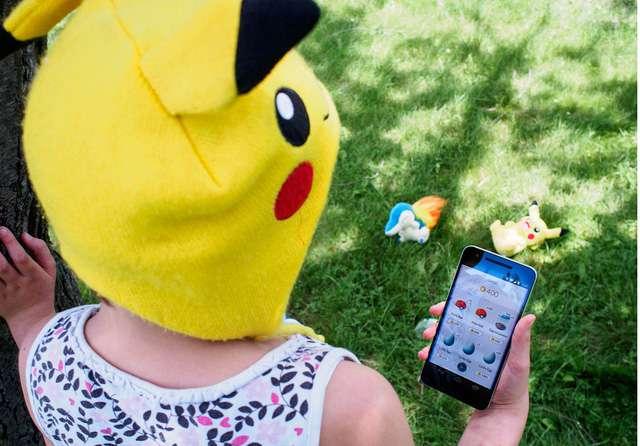 Vật phẩm trong Pokemon Go