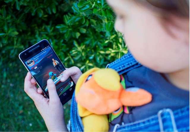Những mục lục quan trọng trên màn hình chính của game Pokemon Go